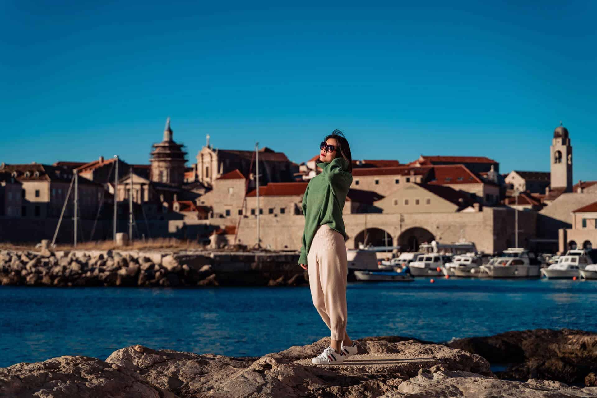 Dubrovnik solo traveler