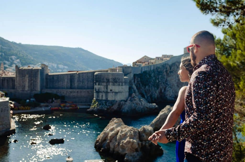 Bokar Fortress - Dubrovnik Vacation Session - Game of Thrones