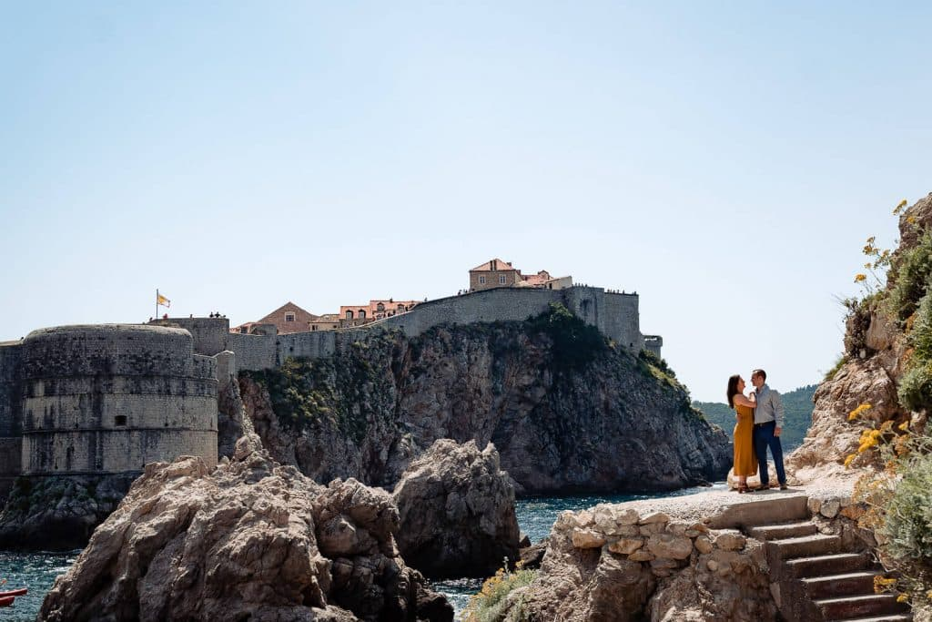 Bokar Fortress Dubrovnik Game of Thrones Photo Tour