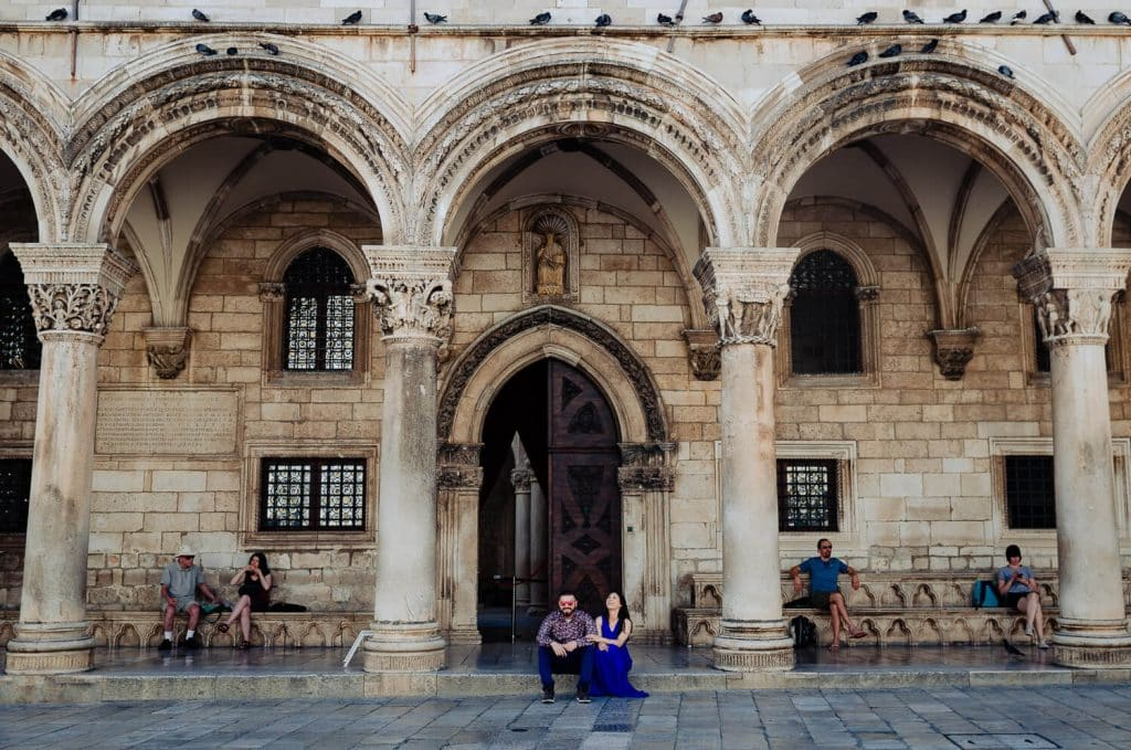 The Rector's Palace GOT Photo Tour